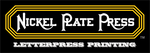 Nickel Plate Press Logo